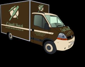 livraison à domicile food-truck l'Equilibreizh