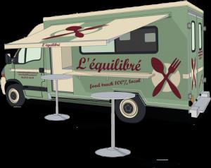 l'Equilibré food-truck livraison à domicile