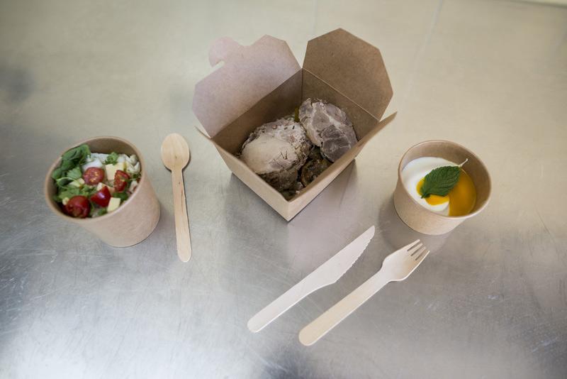 repas simple et équilibré Nantes