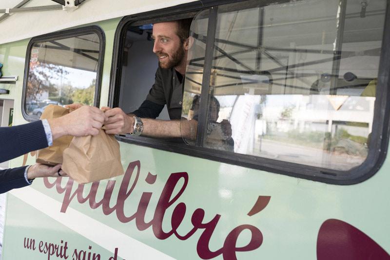 food-truck Nantes livraison à domicile