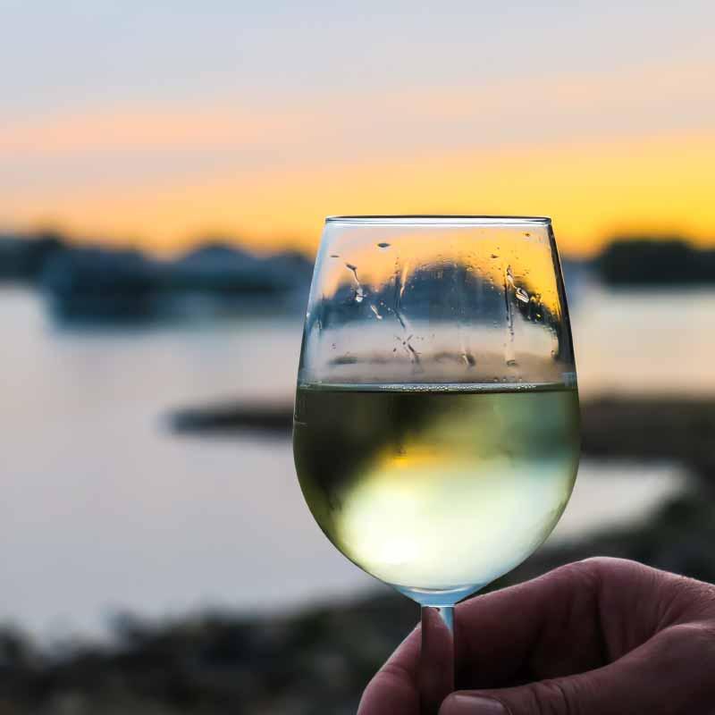vin blanc l'équilibré nantes